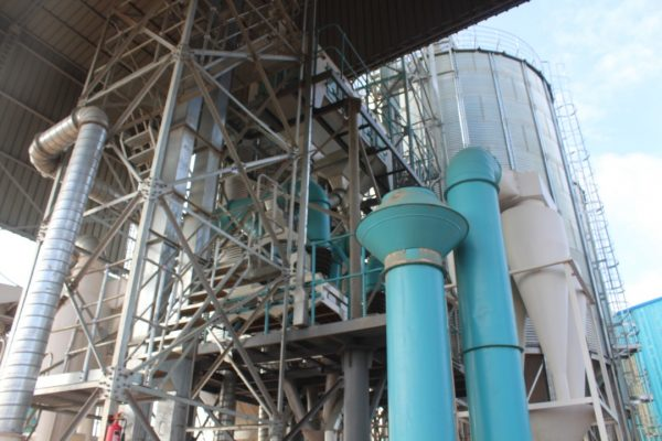 sitrapat 600x400 - SITRAPAT SA,transformer le maïs produit au Togo
