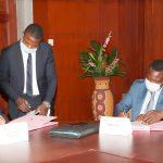 Protocole accord BOA CNP et gouv. 150x150 - Forum économique Togo-UE: la BOA va financer des projets sélectionnés