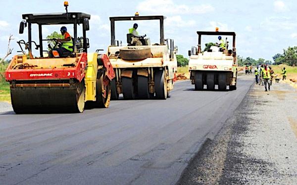 Routes - Togo/ Infrastructures routières: 1739 km de routes bitumées entre 2016 et 2018