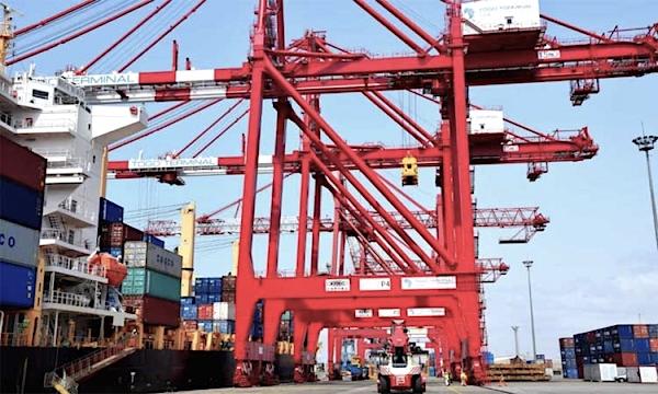 PAL - Port autonome de Lomé: pluscompétitif que jamais!