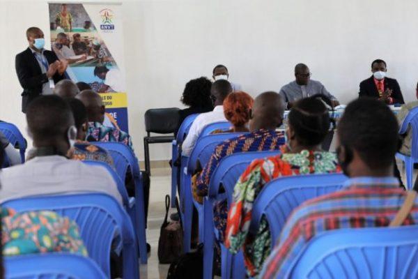 Formation ANVT 14 09 2020 600x400 - Togo : près de 60% des jeunes volontaires en fin de mission ont trouvé un emploi