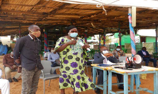 sensib pêcheurs 4 600x355 - Togo: des acteurs de la pêche artisanale sensibilisés sur les mesures de sécurité en mer