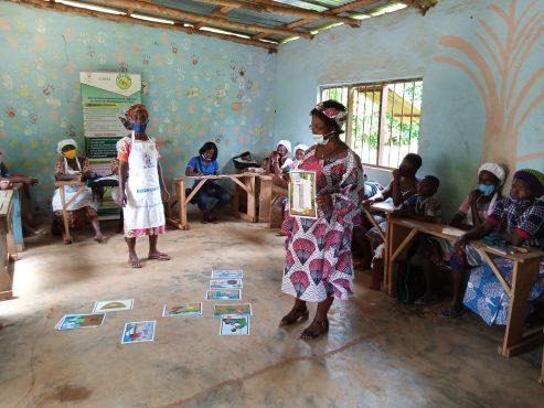 formation mamans cantines Gape centre 493x370 - Région maritime: début des sessions de renforcement de capacités pour les mamans cantines en prélude à la rentrée scolaire