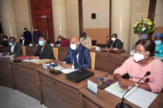 seminaire budget programme 557x370 - Togo : le gouvernement planche sur le budget -Programme