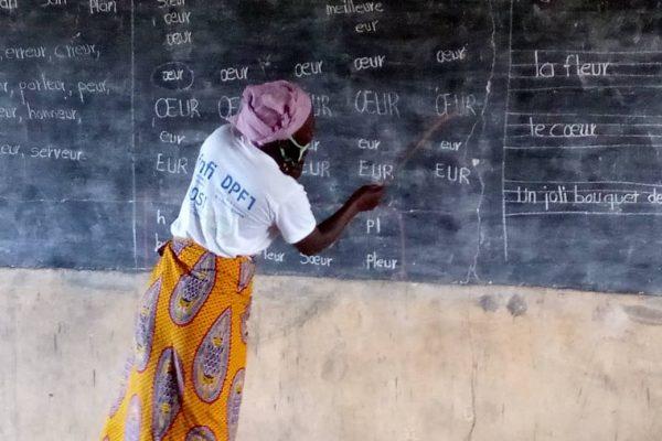 IMG 20201020 WA0002 600x400 - En prélude au démarrage de leurs AGR: 1540 jeunes de la Kara suivent des cours d'alphabétisation