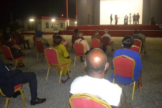 IMG 20201124 WA0042 556x370 - Togo/4ème édition de la semaine nationale du cinéma: hommage à Do Kokou et Abalo Kilizou
