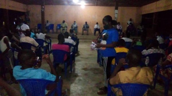 Rencontre Haho 3 600x337 - Togo/ Prise de contact et échanges entre jeunes et acteurs municipaux de Haho3