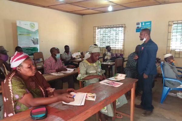 formation exploitants ouvrages marchands savanes PSMICO 600x400 - Togo/ PSMICO-Savanes: la bonne gestion des ouvrages marchands au cœur de sessions de formation