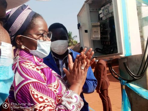 Massekope 12 decembre 2020 493x370 - Togo/ Vo: Afowuimé, Assihloin, Assiko-Kopé et Massékopé goûtent aux délices de l'électrification