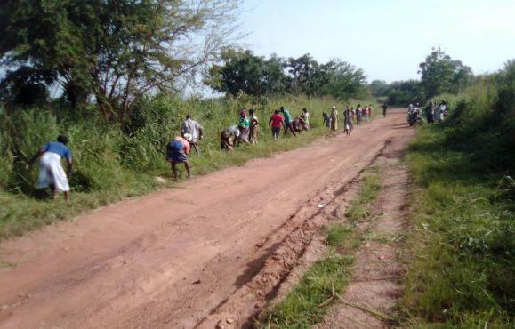 cantonnage 579x370 - Togo/ Cantonnage: tout va bien à Gboto-Vodoupé!