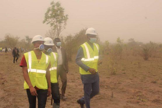 IMG 20210123 WA0034 555x370 - Togo: coup d'envoi d'un imposant projet de chaîne agroalimentaire porté par Global Trade Corporation SA