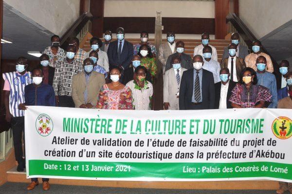 atelier site ecotouristique Akebou 600x400 - Togo/ Tourisme: vers la création d'un site écotouristique  dans l'Akébou