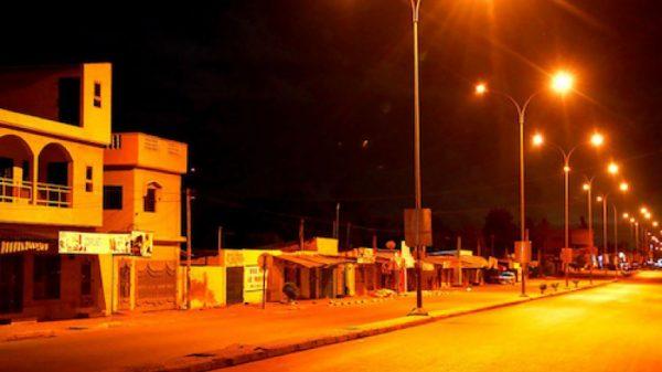 couvfre feu 600x337 - Togo/ Covid-19: le couvre-feu et le bouclage étendus à toute la région des Savanes