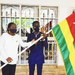 remise drapeua eperviers locaux 150x150 - CHAN 2021 : les Éperviers du Togo parés pour la compétition !
