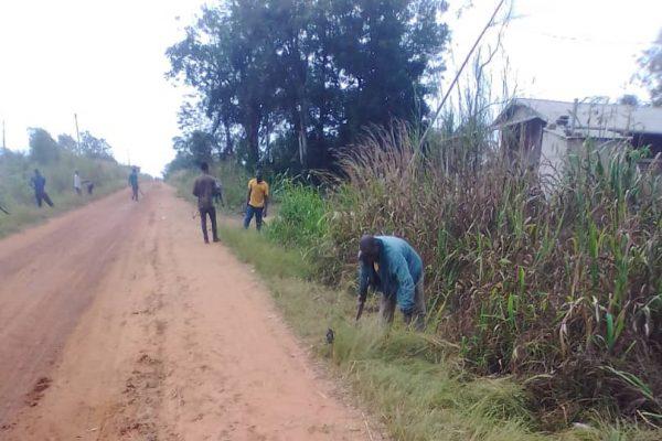 cantonnage - Togo/ Cantonnage: 780 communautés bénéficiaires dans les Plateaux