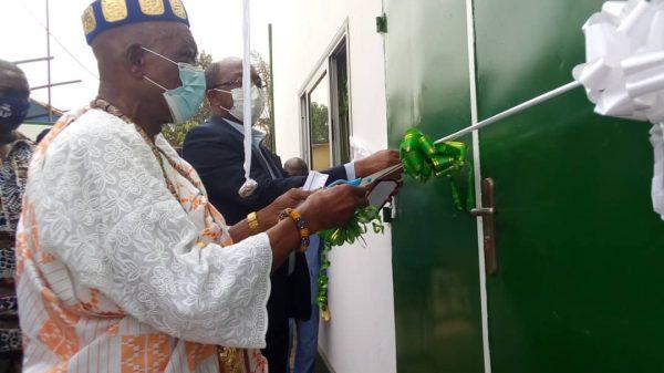 Inauguration WAGES Notse 600x337 - Togo : WAGES se déploie à Notsè