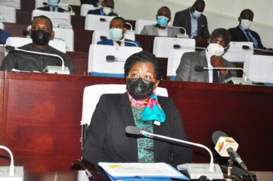 Prorogation etat durgence 557x370 - Togo: l'état d'urgence sanitaire prorogé jusqu'en septembre 2021