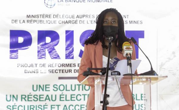 PRISET energie 600x370 - Togo/ PRISET: renforcer et étendre le réseau de distribution électrique dans la ville de Lomé