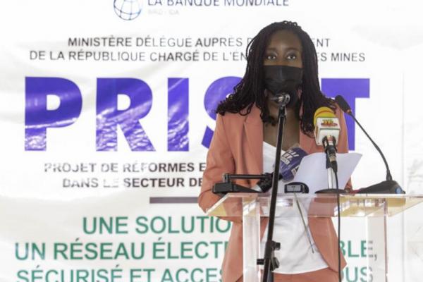 PRISET energie 600x400 - Togo/ PRISET: renforcer et étendre le réseau de distribution électrique dans la ville de Lomé