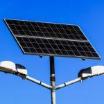 lampadaire solaire 150x150 - Eclairage public: le Togo envisage l'installation de 50 000 lampadaires solaires dès 2021 grâce à un partenariat avec Sunna Design