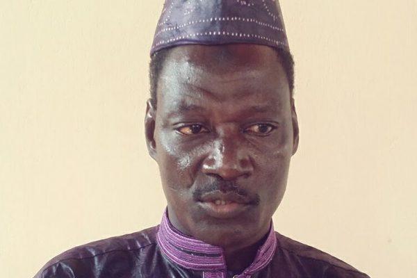 Acrachi Soma Ouattara pdt CRM-Lomé