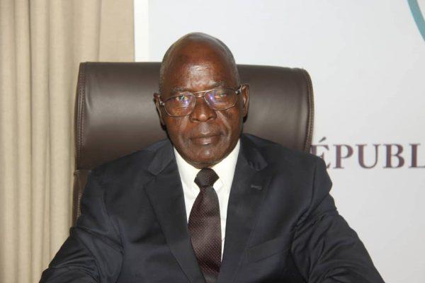 Ayassor Tchambakou, président de la ceni