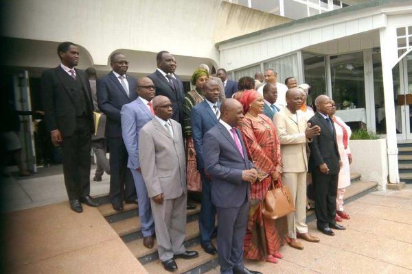 Conseil des monistres du Conseil de l'Entente