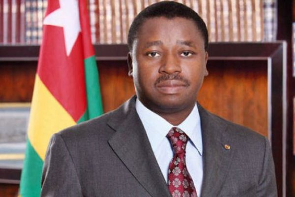 Image result for FAURE GNASSINGBE