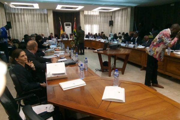 négociations Togo -Allemagne
